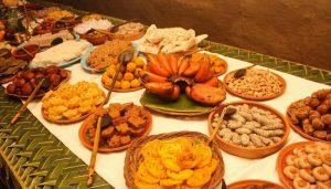 シンハラ/タミル新年の伝統的なお菓子